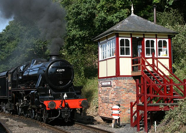Shackerstone Railway – Family Fun Weekend